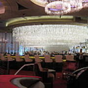 Las Vegas - Cosmopolitan Casino - 12123 Art Print by DC Photographer