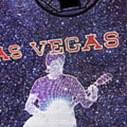 Las Vegas - Fremont Street Experience - 121214 Art Print