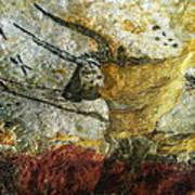Lascaux II Number 3 - Vertical Art Print