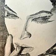Lash Art Print