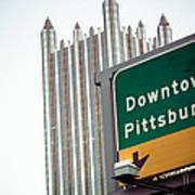 Last Exit Pittsburgh Art Print