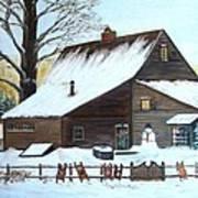 Last of Winter Art Print