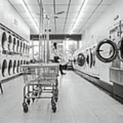 Laundry Room Art Print
