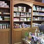 Lavender Museum Shop 1 Art Print