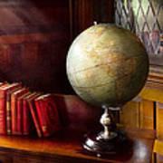 Lawyer - A World Traveler Art Print