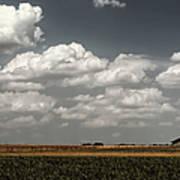 Lbj Ranch In Texas Art Print