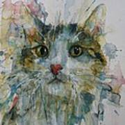 Le Chat Art Print
