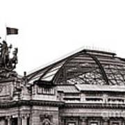 Le Grand Palais Art Print