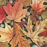 Leaf It To Me Art Print