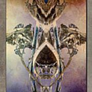 Leaf Spirit Art Print