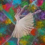 Leap Into Color Art Print