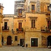 Lecce Stone Art Print