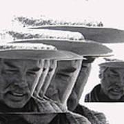 Lee Marvin Monte Walsh #2 Old Tucson Arizona 1969-2012   Art Print