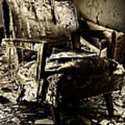 Left Behind-series 01 Art Print