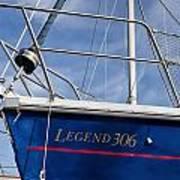 Legend 306 Art Print