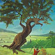 Legendary Archer Art Print