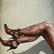Legs Art Print by Svetlana Sewell