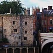 Lendal Tower York Art Print