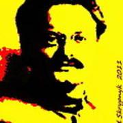 Leon Trotsky Art Print