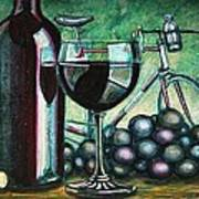 L'eroica Still Life Art Print by Mark Jones