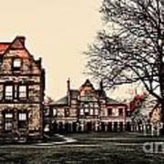 Lesley University-cambridge Boston Art Print
