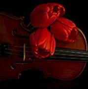 Let Us Make Beautiful Music Together Art Print
