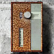 Letchwoth Village Thermostat Art Print