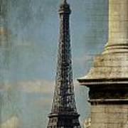Letter From Paris Art Print