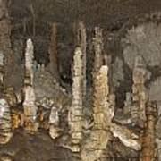Lewis And Clark Caverns 3 Art Print