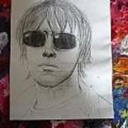 Liam Art Print