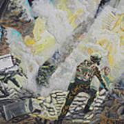 Liberator's Guardian Angles Art Print