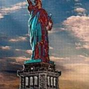 Liberty For All Art Print