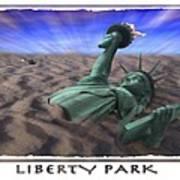 Liberty Park Art Print