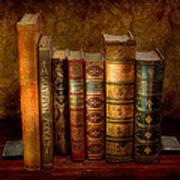 Librarian - Writer - Antiquarian Books Art Print