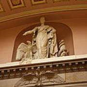 Library Of Congress - Washington Dc - 01132 Art Print