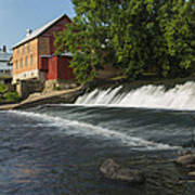 Lidtke Mill 1 A Art Print