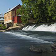 Lidtke Mill 1 B Art Print