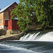 Lidtke Mill 2 Art Print