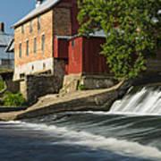 Lidtke Mill 4 Art Print