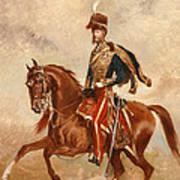 Lieutenant Colonel James Thomas Brudenell  Art Print