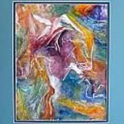Life In Watercolor Art Print