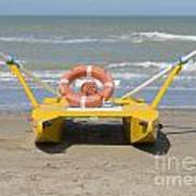 Lifeboat Art Print