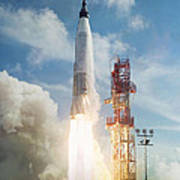 Lift Off Print by Peter Chilelli