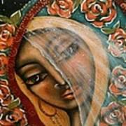 Lifting The Veil Art Print