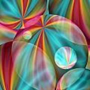 Light Spectrum 2 Art Print