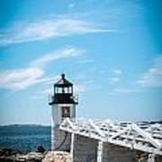 Lighthouse Art Print by Belinda Dodd