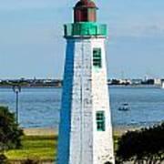 Lighthouse Hdr Art Print