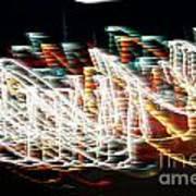 Lights In The Wind I Art Print