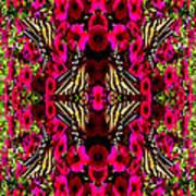 Like Butterflies I Change Art Print