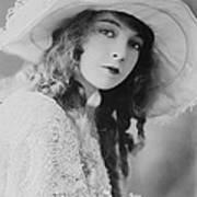 Lillian Gish Art Print
